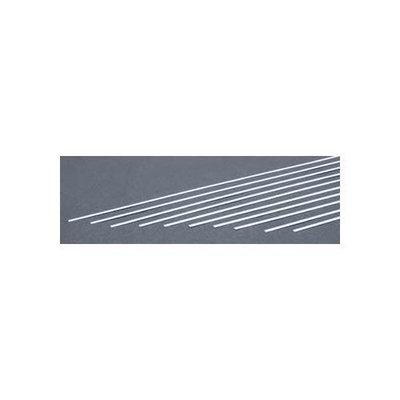 Evergreen Styrene Strip 040 x 25mm (015 x 0100')