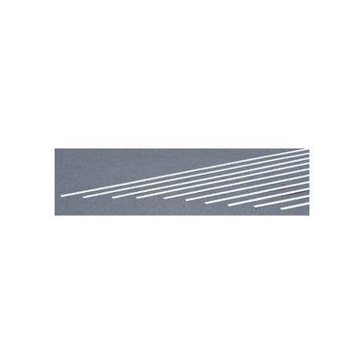 Evergreen Styrene Strip 040 x 32mm (015 x 0125')