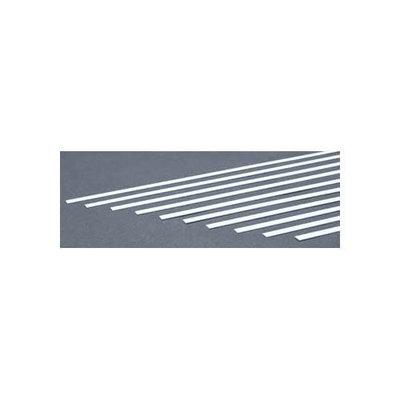 Evergreen Styrene Strip 075 x 63mm (030 x 0250')