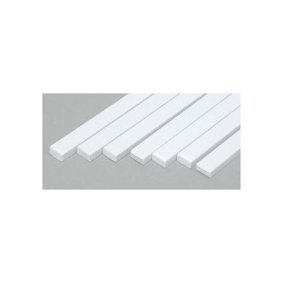 Evergreen Styrene Strip 250 x 480mm (0100 x 0188')