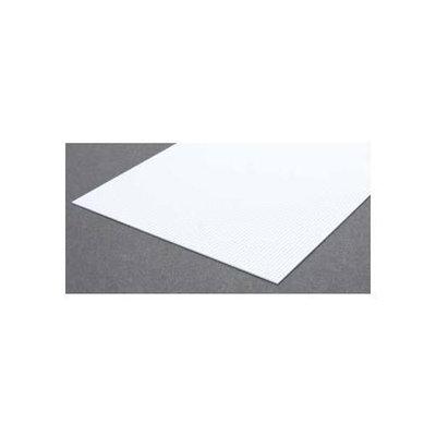 Evergreen Styrene Tile 21mm Squares (1/12')