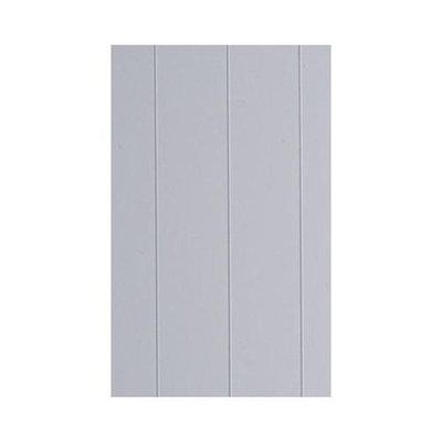 4524 Seam Roof Styrene Plastic 1/2 EVGU4524