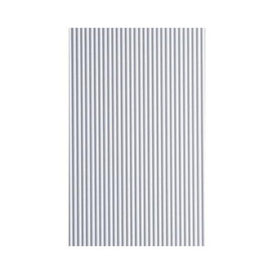 4527 Metal Siding Styrene Plastic .060 EVGU4527