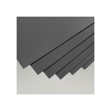 EVERGREEN SCALE MODELS 9113 Black Sheet .020x8x21 (6)