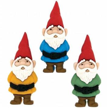 Jesse James DIUBTN-7696 Dress It Up Embellishments-Garden Gnomes