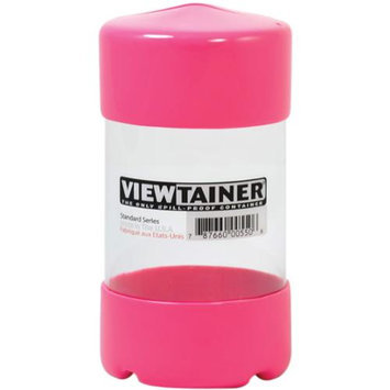 Viewtainer Storage Container, Pink Multi-Colored
