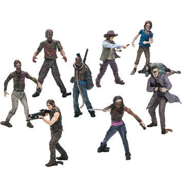 Mcfarlane Toys The Walking Dead Building Set Mini-Figure Wave 1 Case