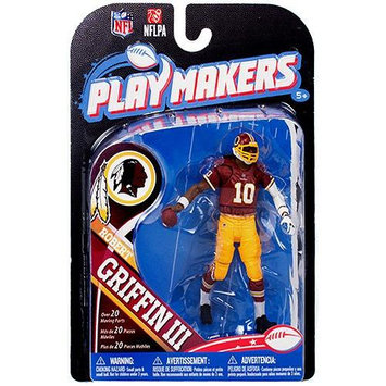 McFarlane Toys NFL Playmakers Series 4 Robert Griffin III Redskins (4 Inch Figure)