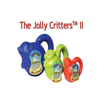 Jolly Pets, Inc Jolly Pets Critter II Squirrel Dog Toy