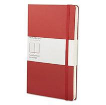 Moleskine Group Moleskine Red Cover Ruled Classic Notebook