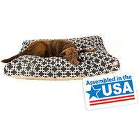 Majestic Pet Products, Inc. Majestic Pet Black Links Rectangle Pet Bed