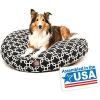 Majestic Pet Products, Inc. Majestic Pet Black Links Round Pet Bed