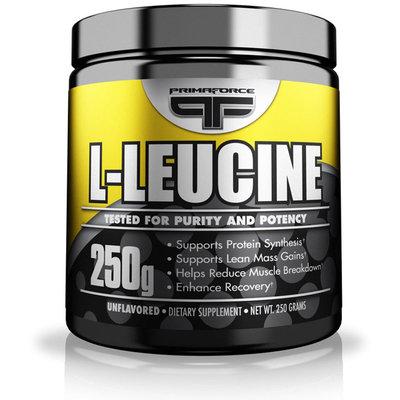 Primaforce L-Leucine Unflavored 250 g