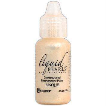 Ranger Industries Liquid Pearls Glue .5 Ounce Bottle-Bisque