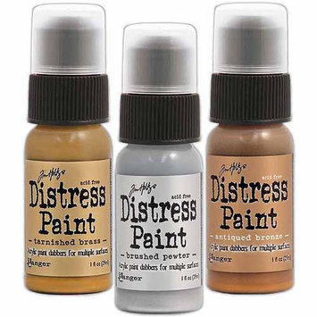 Cell Ranger Ranger Tim Holtz Distress Paint, 1 oz