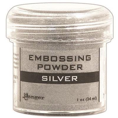 Ranger EPJ-37361 Embossing Powder 1oz Jar-Silver