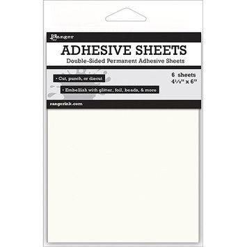 Ranger Adhesive Punch Sheet 4