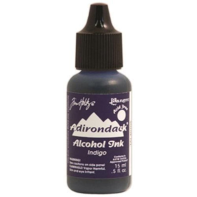 Ranger TAL-40705 Adirondack Lights Alcohol Ink .5oz-Indigo