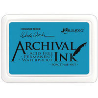 Ranger AID-41429 Wendy Vecchi Designer Series Archival Ink Pad-Hydrangea