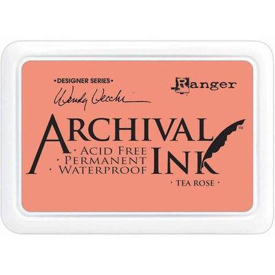Ranger Wendy Vecchi Designer Series Archival Ink PadTea Rose