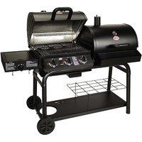 Char-Griller 5050 Duo-Gas-and-Charcoal Grill
