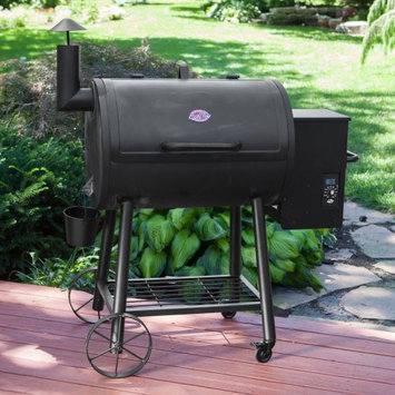 Char-Griller Electric Pellet Grill and Smoker
