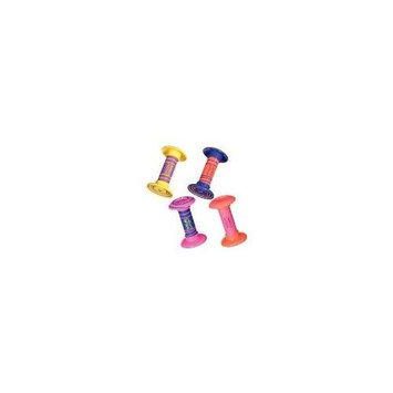 ToySmith Wiggly Giggler Rattle (Colors May Vary)
