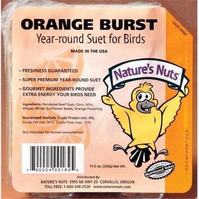 CHUCKANUT PRODUCTS Orange Burst Suet