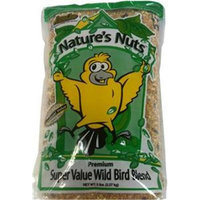 Chuckanut Products 193076 5 Lb Wild Bird Seed