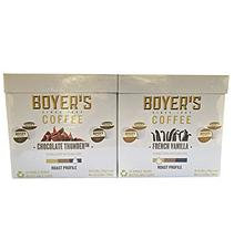 Boyer's Coffee Variety Pack, Single Serve Cups (72 ct.)