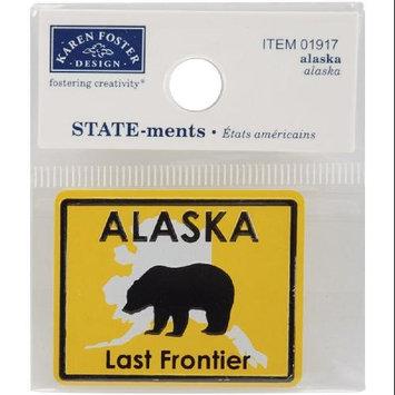 Karen Foster Designs KFSM-1917 STATE-ments Sticker
