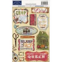 Karen Foster Scrapbooking Cardstock Stickers 5.5