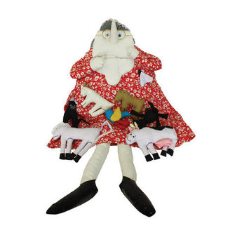 Alma's Design Old Lady Who Swallowed a Fly Doll