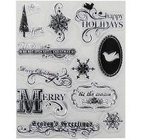 Stampology Clear Stamps Rhonna Farrer - A Rhonna C