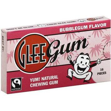 Glee Gum Bubblegum, 16 count, (Pack of 6)