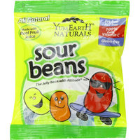 YumEarth Naturals Sour Jelly Beans, .7 oz, (Pack of 3)