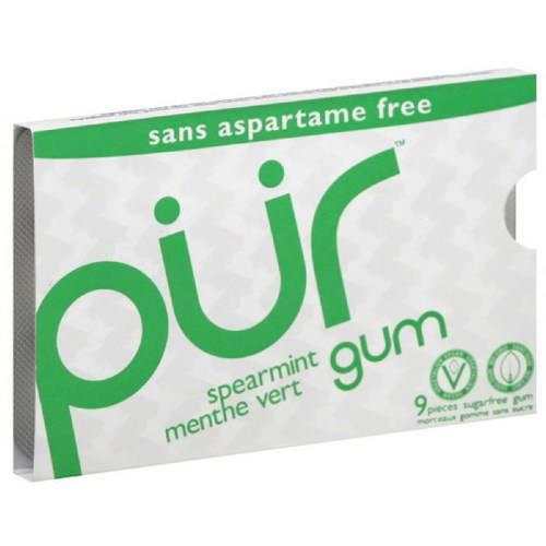 Pur Gum Spearmint Gum