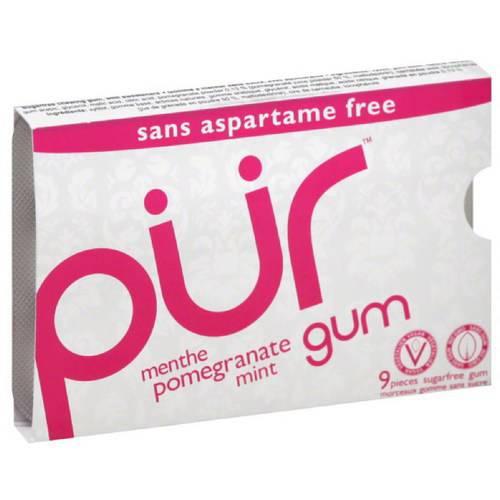 Pur Gum Pomegranate Mint Gum