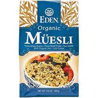 Eden Organic Muesli Cereal, 17.6 oz, (Pack of 3)