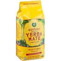 Guayaki Yerba Mate Traditional Loose Leaf Dietary Supplement, 16 oz, (Pack of 3)