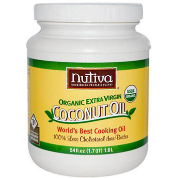 Generic Nutiva Virgin Coconut Oil Organic Superfood