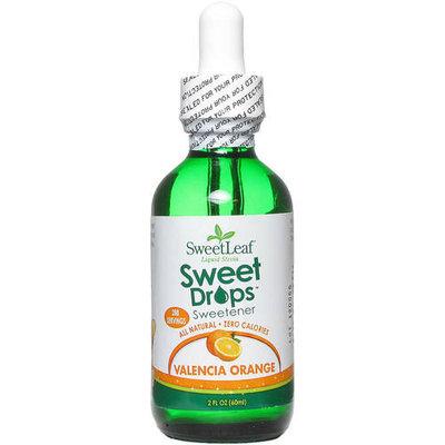 Sweetleaf Orange Clear Liquid Stevia, 2 oz
