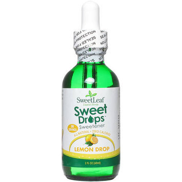 Sweetleaf Stevia Clear Liquid Lemon, 2 oz