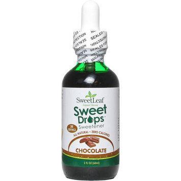 Sweetleaf Liquid Stevia, Chocolate, 2 oz
