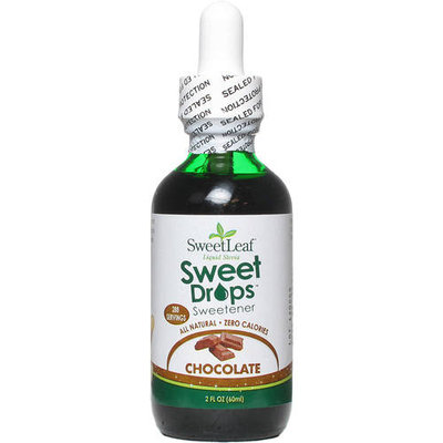 Sweetleaf Liquid Stevia, Chocolate, 2 oz