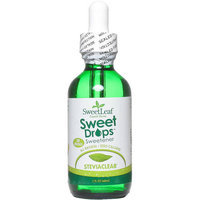 Sweetleaf Stevia Clear Liquid Stevia Extract, 2 oz