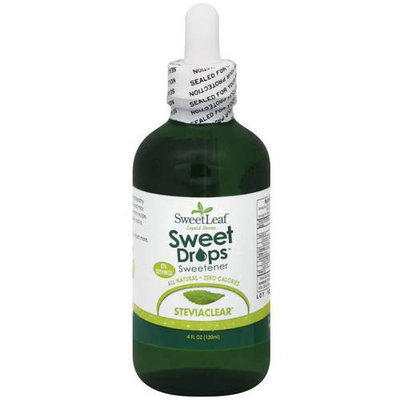 Sweetleaf Liquid Stevia, 4 oz