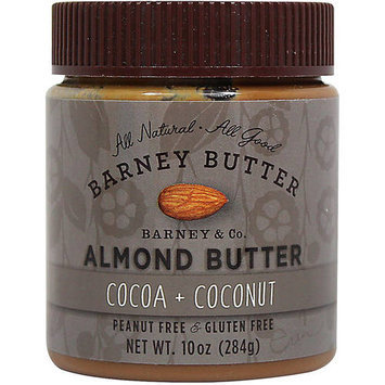 Barney Butter Cocoa & Coconut Almond Butter, 10 oz, (Pack of 3)