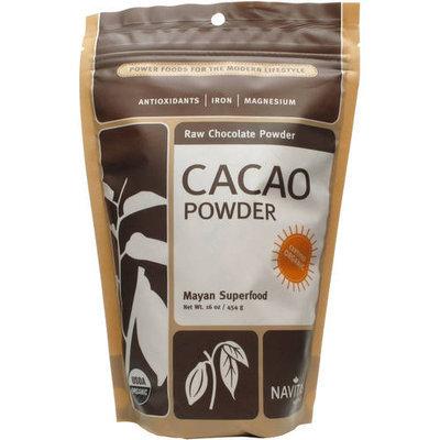 Navitas Naturals Cacao Powder Mayan Superfood, 16 oz