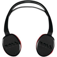 BOSS AUDIO HP36RD 2-Channel Foldable Wireless Headphones